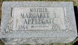 Margaret Ellen Maggie <i>Blunk</i> Applegate