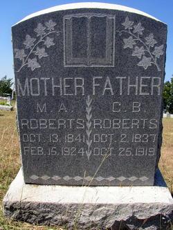 Cornelius Benton Roberts, Jr