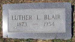 Luther L. Blair
