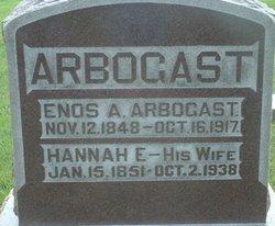 Hannah Elizabeth <i>Baker</i> Arbogast