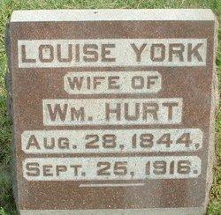 Louise <i>York</i> Hurt