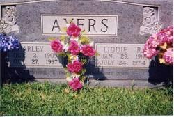 Liddie Ruby <i>Oliver</i> Ayers