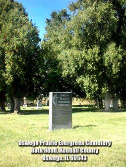 Oswego Prairie Cemetery