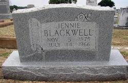 Jennie Blackwell