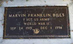 Marvin Franklin Bills