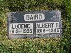 Albert Parker Baird