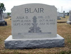 Julia D. Blair