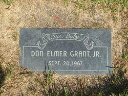 Don Elmer Grant, Jr