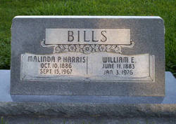 William Edward Calvin Bills