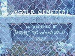 Vasold Cemetery