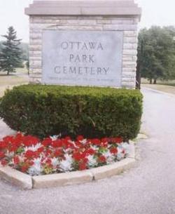 Ottawa Park Cemetery