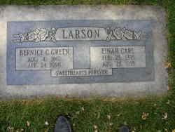 Bernice C. <i>Green</i> Larson