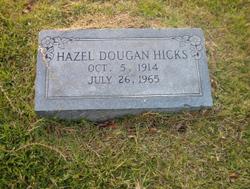 Hazel <i>Dougan</i> Hicks