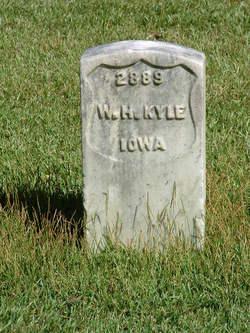 Pvt William H. Kyle