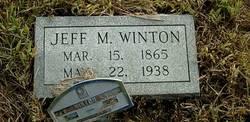 Jefferson Madison Winton