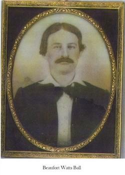 Col Beaufort Watts Ball, Sr