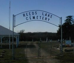 Reeds Lake Cemetery