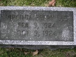 Virginia Berry Lee