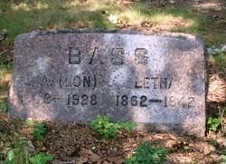 Elias Alonzo Bass