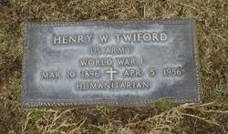 Henry W. Twiford