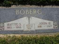 Mattie Elnora <i>Stringfellow</i> Boberg