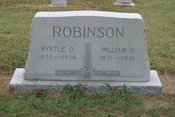 Myrtle Ophelia <i>Warrick</i> Robinson
