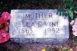 Ella R. Vine