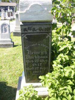 Heinrich Backhaus