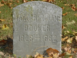 Margaret Jane <i>Hope</i> Booker