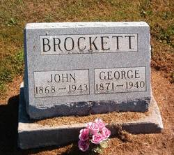George Brockett