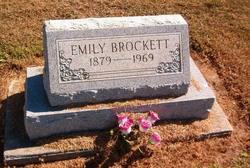 Emily Erixana Brockett