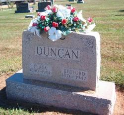 Clara <i>Veatch</i> Duncan
