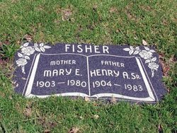 Mary Esther <i>Simpson</i> Fisher