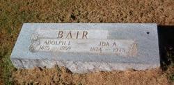 Adolph I Bair