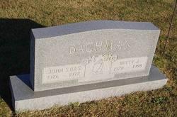 Betty J Bachman
