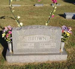Harry P Brown