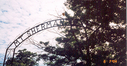 Mount Sherman Cemetery