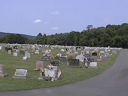 Calvary United Methodist Cemetery