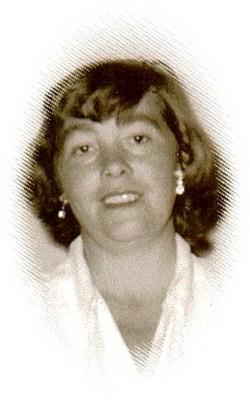 Myrtle Faye <i>Johnson</i> Carr