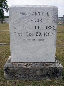 Fannie H. Fergus