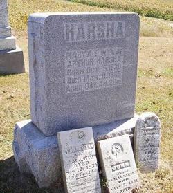 Mary A. E. Harsha
