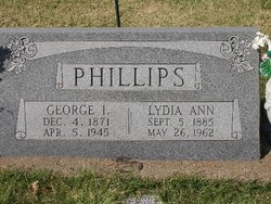 George Isaac Phillips