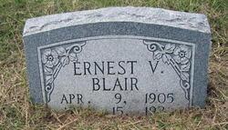 Ernest V. Blair