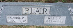 William Oren Willie Blair