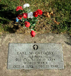 Earl Wills Gregory