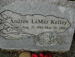 Andrew LaMar Kelley