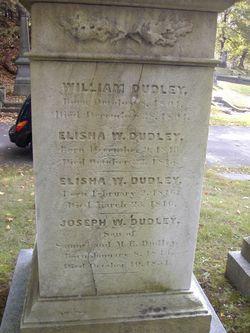 Elisha W. Dudley