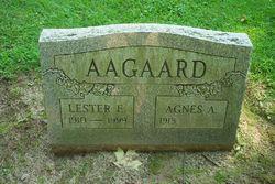 Agnes A. <i>Benack</i> Aagaard