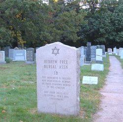 Hebrew Free Burial Association Cemetery