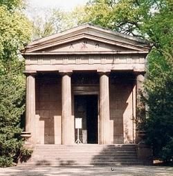 Mausoleum im Schlosspark Charlottenburg